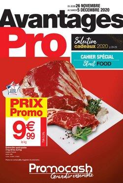 Promocash coupon ( Publié hier )
