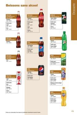 Coca-cola à Promocash