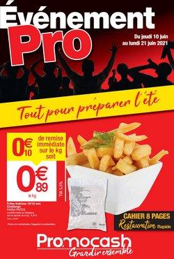 Promos de Hyper-Supermarchés dans le prospectus à Promocash ( Expire ce jour)