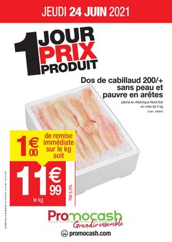 Promos de Hyper-Supermarchés dans le prospectus à Promocash ( Expire demain)