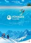 Promos de Voyages dans le prospectus de E.Leclerc à Paris ( Plus d'un mois )