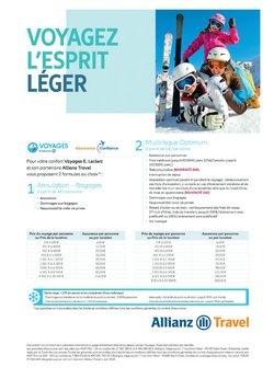 Assurance à E.Leclerc