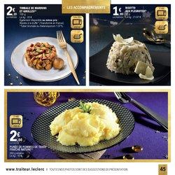 Pommes de terre à E.Leclerc