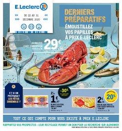 E.Leclerc coupon à Marseille ( Expiré )