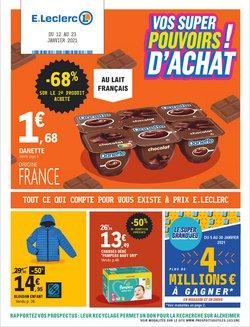 E.Leclerc coupon ( Expire demain )