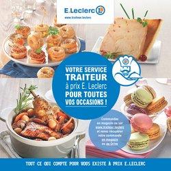 E.Leclerc coupon ( Plus d'un mois)