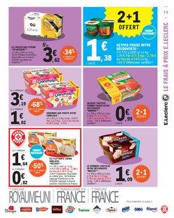 Promos de Hyper-Supermarchés dans le prospectus à E.Leclerc ( Il y a 2 jours )
