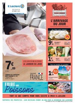 E.Leclerc coupon ( Nouveau)