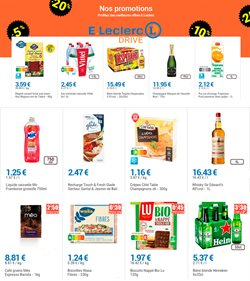 E.Leclerc Drive coupon ( Expiré )
