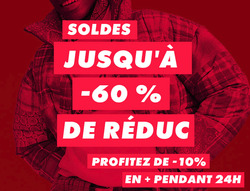 Promos de Asos dans le prospectus à Paris