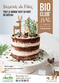L'Eau Vive coupon ( Plus d'un mois )