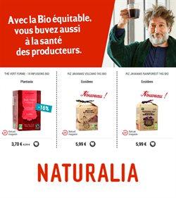 Promos de Magasins Bio dans le prospectus de Naturalia à Lyon ( 4 jours de plus )