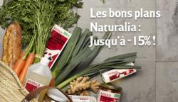 Promos de Magasins Bio dans le prospectus de Naturalia à Suresnes
