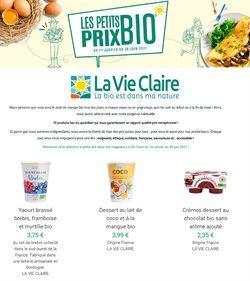 Promos de Magasins Bio dans le prospectus de La Vie Claire à Toulouse ( Plus d'un mois )