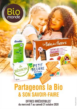 Biomonde coupon ( 10 jours de plus )