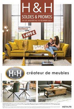 H&H coupon à Toulouse ( 19 jours de plus )