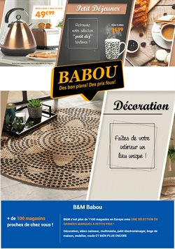 Babou coupon à Toulouse ( Expiré )