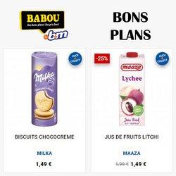 Babou coupon ( Publié hier)