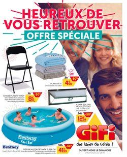 Gifi coupon ( Expire demain )