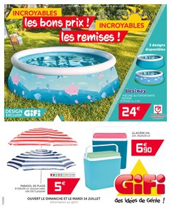 Gifi coupon à Paris ( Plus d'un mois )