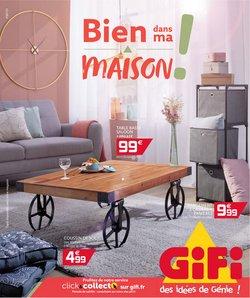 Gifi coupon à Marseille ( Expiré )