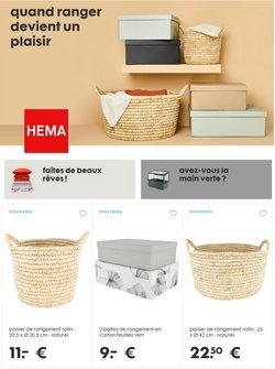 Hema coupon ( 7 jours de plus )