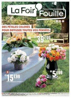 Promos de La Foir'Fouille dans le prospectus à La Foir'Fouille ( 11 jours de plus)