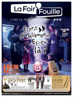 Promos de La Foir'Fouille dans le prospectus à La Foir'Fouille ( 2 jours de plus)