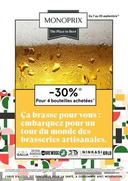 Monoprix coupon ( Expire demain )