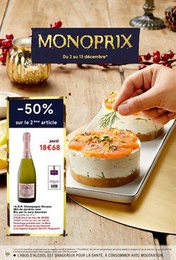 Monoprix coupon ( Nouveau )