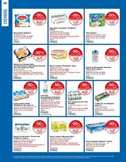 Promos de Hyper-Supermarchés dans le prospectus à Monoprix ( Expire demain )