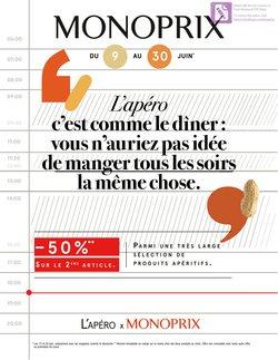 Monoprix coupon ( Nouveau)