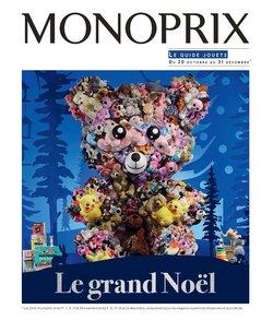 Promos de Monoprix dans le prospectus à Monoprix ( Plus d'un mois)