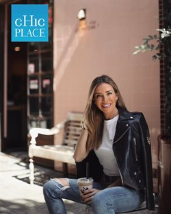 Chic Place coupon ( 17 jours de plus )
