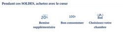 Promos de Iberostar dans le prospectus à Marne-la-Vallée