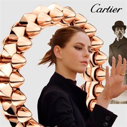 Cartier coupon à Paris ( Plus d'un mois )