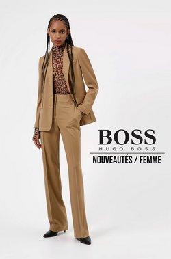 Promos de Marques de luxe dans le prospectus à Hugo Boss ( 4 jours de plus)