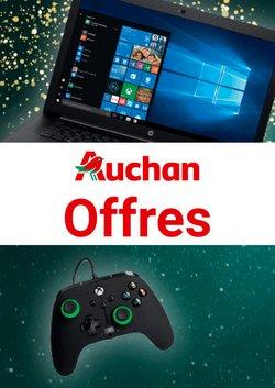 Promos de Hyper-Supermarchés dans le prospectus de Auchan Drive à Fréjus ( Publié hier )