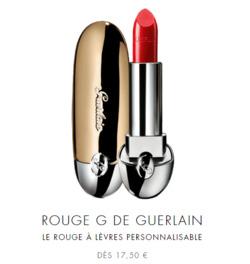 Promos de Guerlain dans le prospectus à Paris