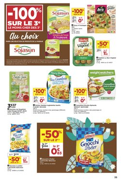 Promos de Weight watchers dans le prospectus de Casino Supermarchés à Saint-Martin-d'Hères