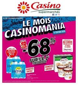 Casino Supermarchés coupon ( 4 jours de plus )
