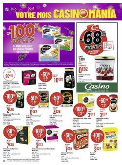 Senseo à Casino Supermarchés