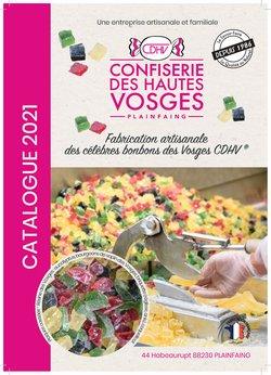 Promos de Confiserie des Hautes Vosges dans le prospectus à Confiserie des Hautes Vosges ( Plus d'un mois)