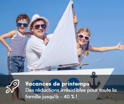 Promos de Vacanciel dans le prospectus à Paris