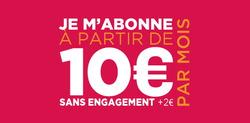 Promos de Neoness dans le prospectus à Paris