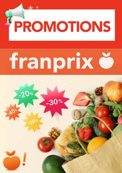 franprix coupon à Paris ( 13 jours de plus )