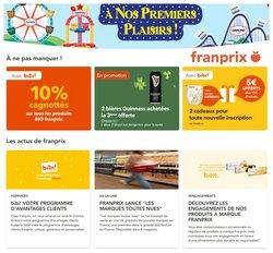 franprix coupon à Marseille ( Expiré )