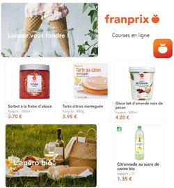 Promos de Discount Alimentaire dans le prospectus à franprix ( 10 jours de plus)