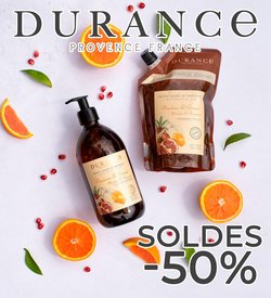 Promos de Parfumeries et Beauté dans le prospectus à Durance ( 9 jours de plus)