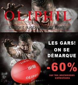 Promos de Sport dans le prospectus à Oliphil ( 4 jours de plus)